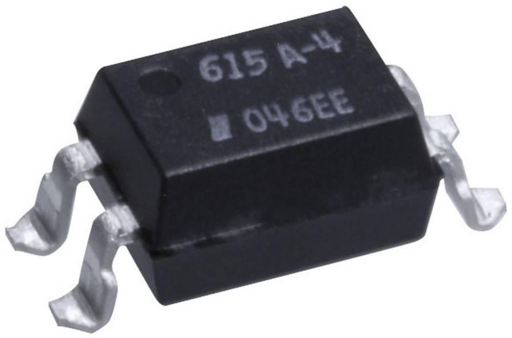 Isocom Components SFH615A-4XSM-Optospojnik, ohišje: DIL 4, SMD, fototranzistor/Single