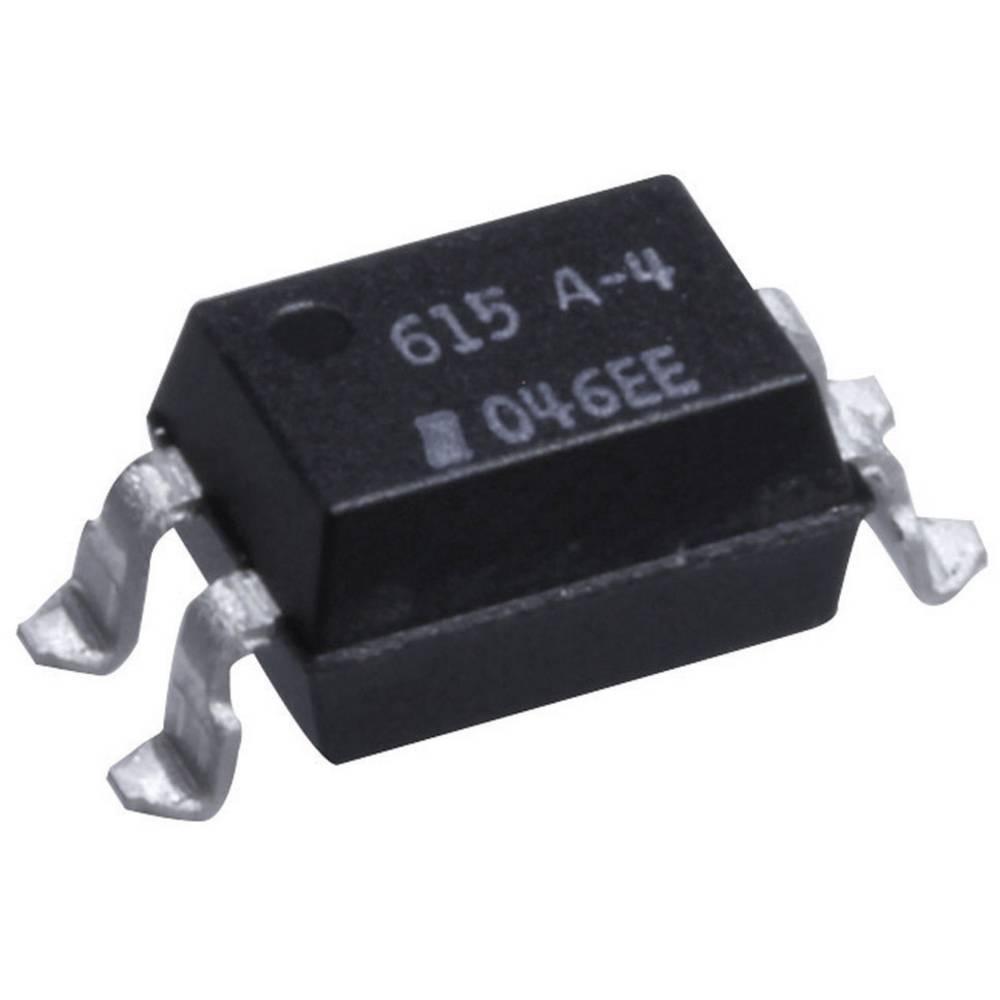 Isocom Components SFH615A-4XSMT/R-Optospojnik, ohišje: DIL 4, SMD, fototranzistor/Single