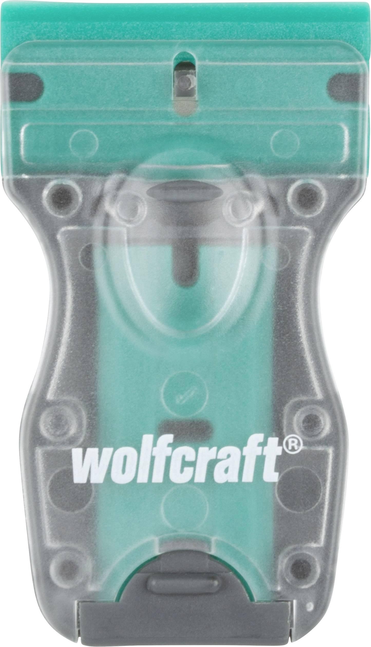 Set de 10 Piezas Perforadas Wolfcraft 1767000 1767000-10 Tiras abrasivas con Adhesiva corind/ón Grano 80