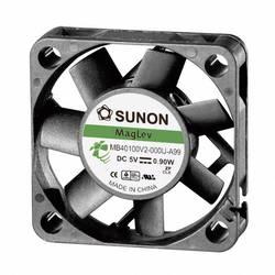 Aksial ventilator 12 V/DC 11.89 m³/h (L x B x H) 40 x 40 x 10 mm Sunon MB40101V2-0000-A99