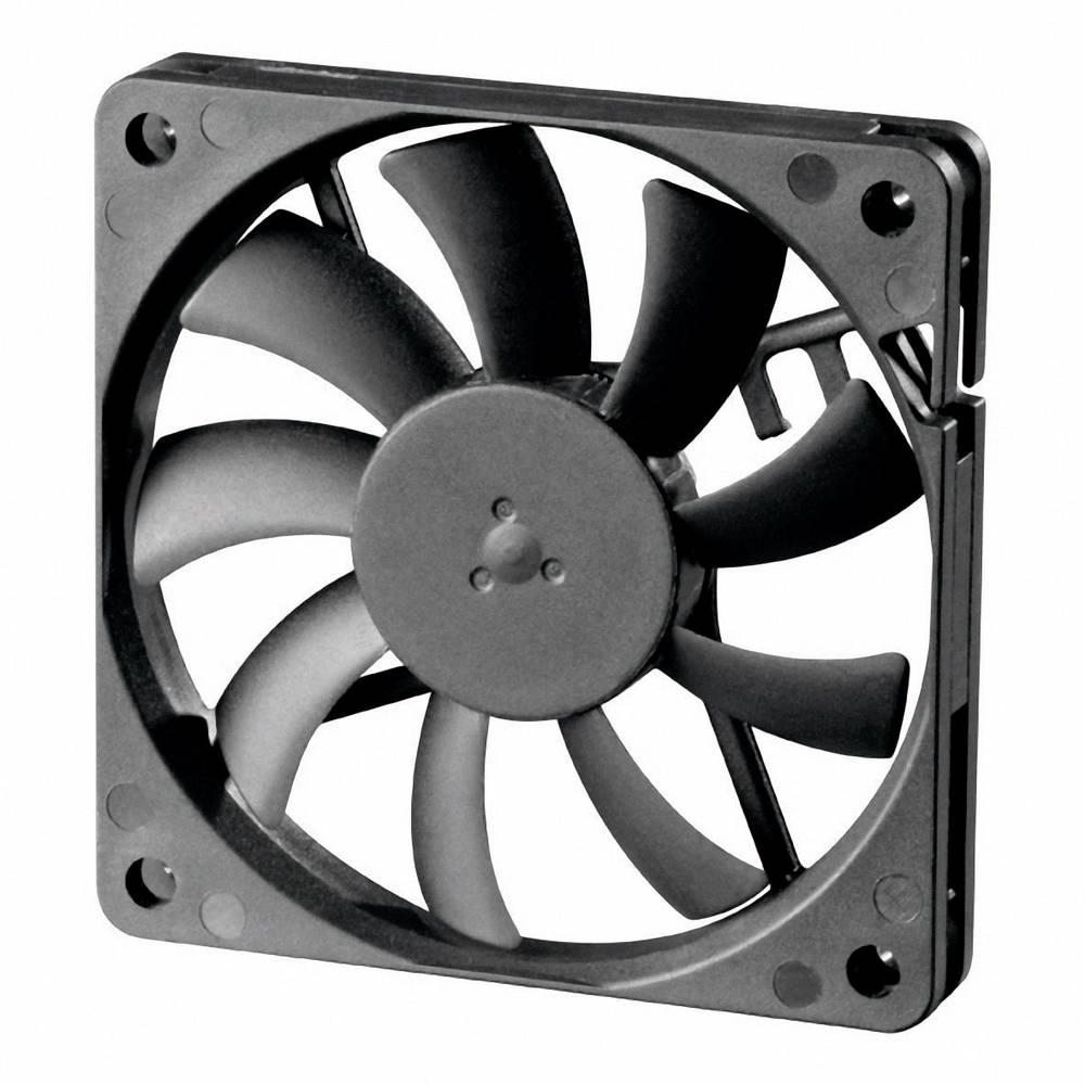 Aksialni ventilator 12 V/DC 28.88 m/h (D x Š x V) 70 x 70 x 10 mm Sunon MB70101V2-0000-A99