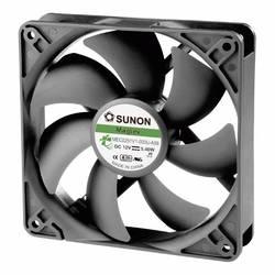 Aksial ventilator 12 V/DC 183.83 m³/h (L x B x H) 120 x 120 x 25 mm Sunon MEC0251V1-000U-A99
