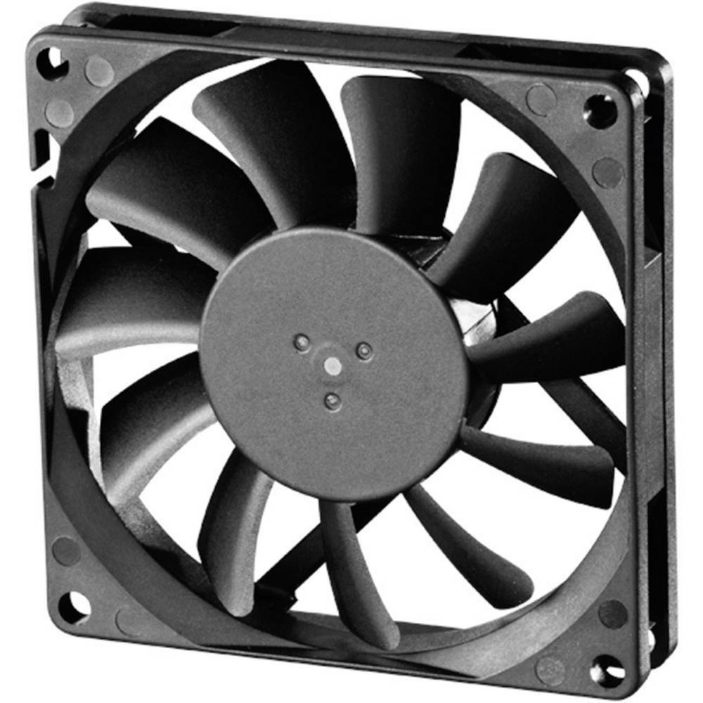 Aksialni ventilator 12 V/DC 62.86 m/h (D x Š x V) 80 x 80 x 15 mm Sunon EE80151S1-000U-A99