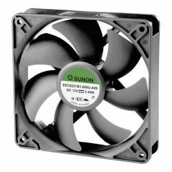 Aksial ventilator 12 V/DC 183.83 m³/h (L x B x H) 120 x 120 x 25 mm Sunon EEC0251B1-000U-A99
