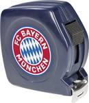 FCB tape measure, 5 m, blue