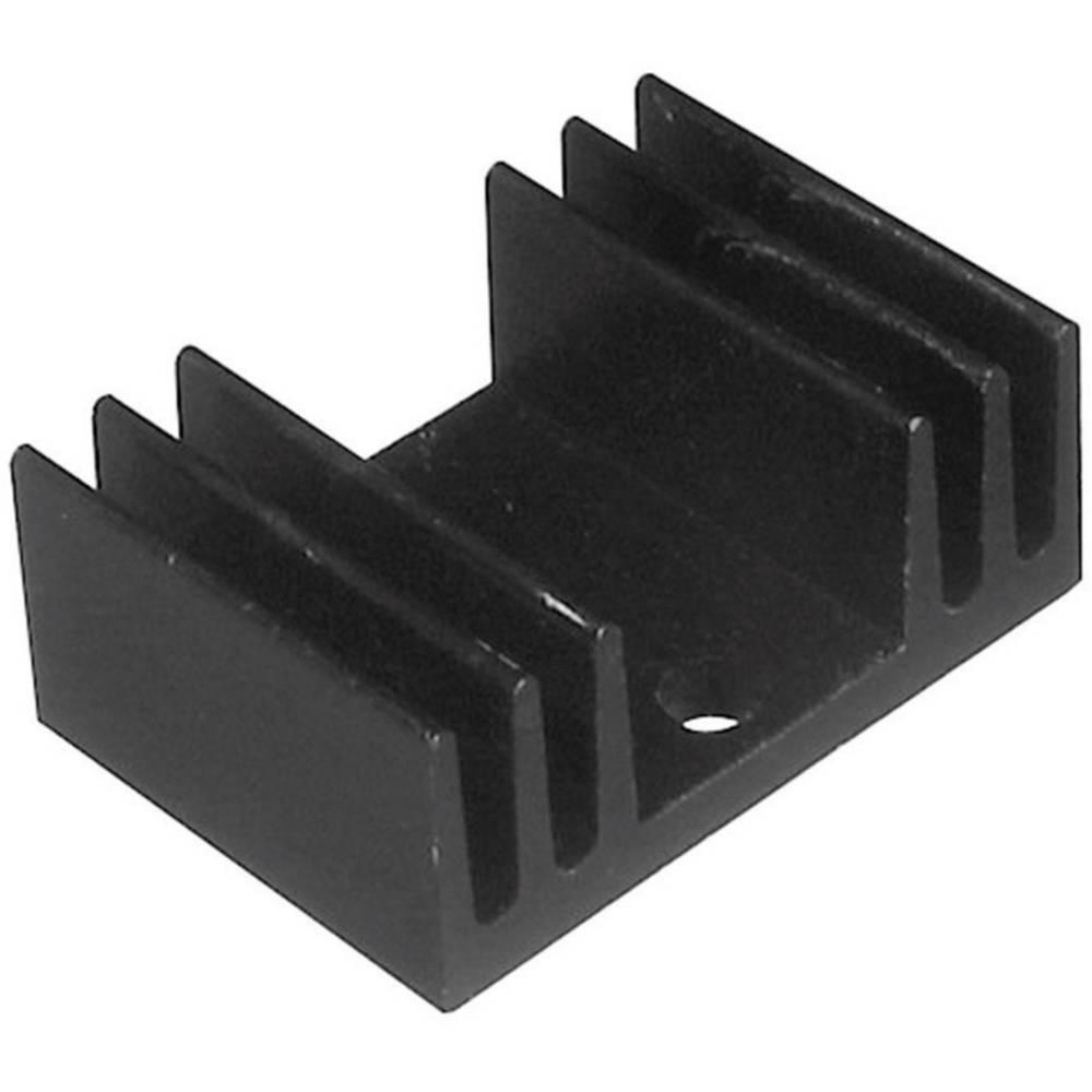 Profilno hladilno telo 12 K/W (D x Š x V) 29 x 11.5 x 20 mm TO-220 TRU Components TC-V4330N-203