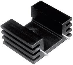 Profilno hladilno telo 12.5 K/W (D x Š x V) 25 x 32 x 20 mm TO-220 TRU Components TC-V5229W-203
