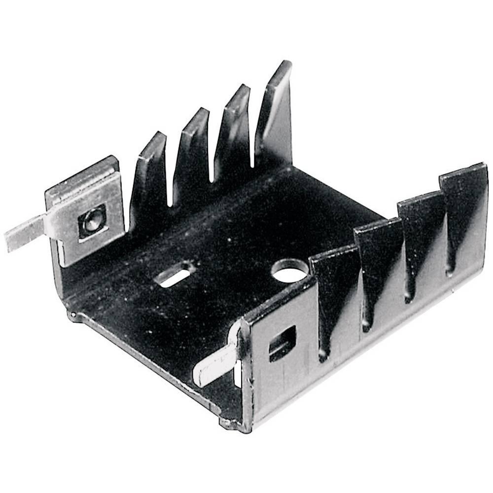 Hladilno telo 20 K/W (D x Š x V) 30 x 25.4 x 12.7 mm TO-220 TRU Components TC-V8502A-203