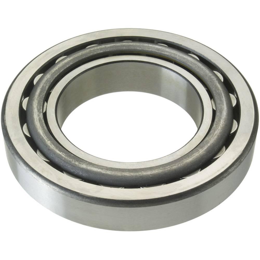 Stožčasti ležaj FAG 30303-A premer vrtine 17 mm zunanji premer 47 mm št. vrtljajev (maks.) 18200 U/min