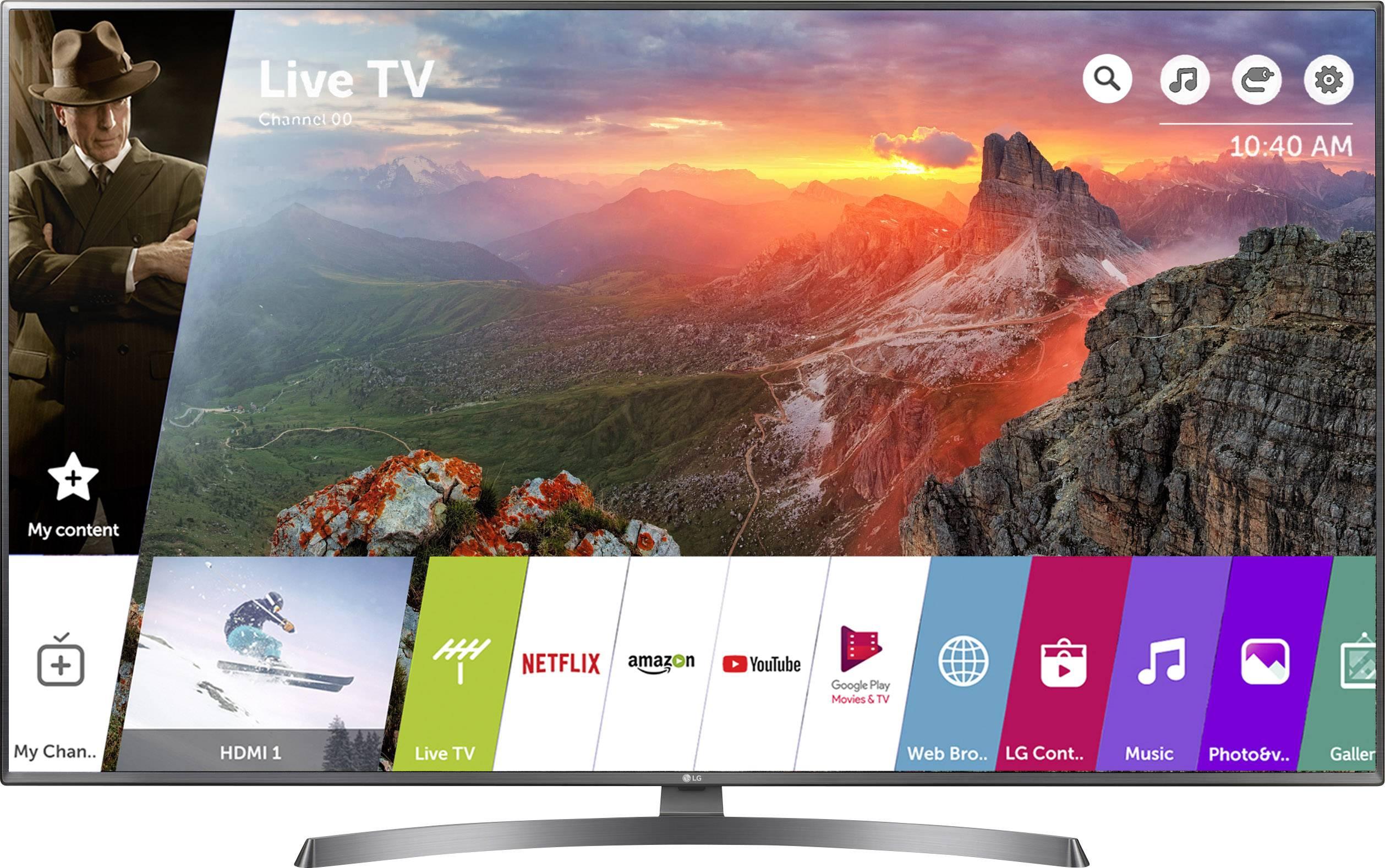 Wonderlijk LG Electronics 50UK6750 LED TV 127 cm 50