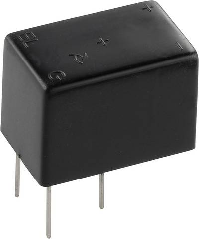 EL inverter 5 Vdc Black (L x W x H) 27 x 17.5 x 19 mm Conrad Components WE-50