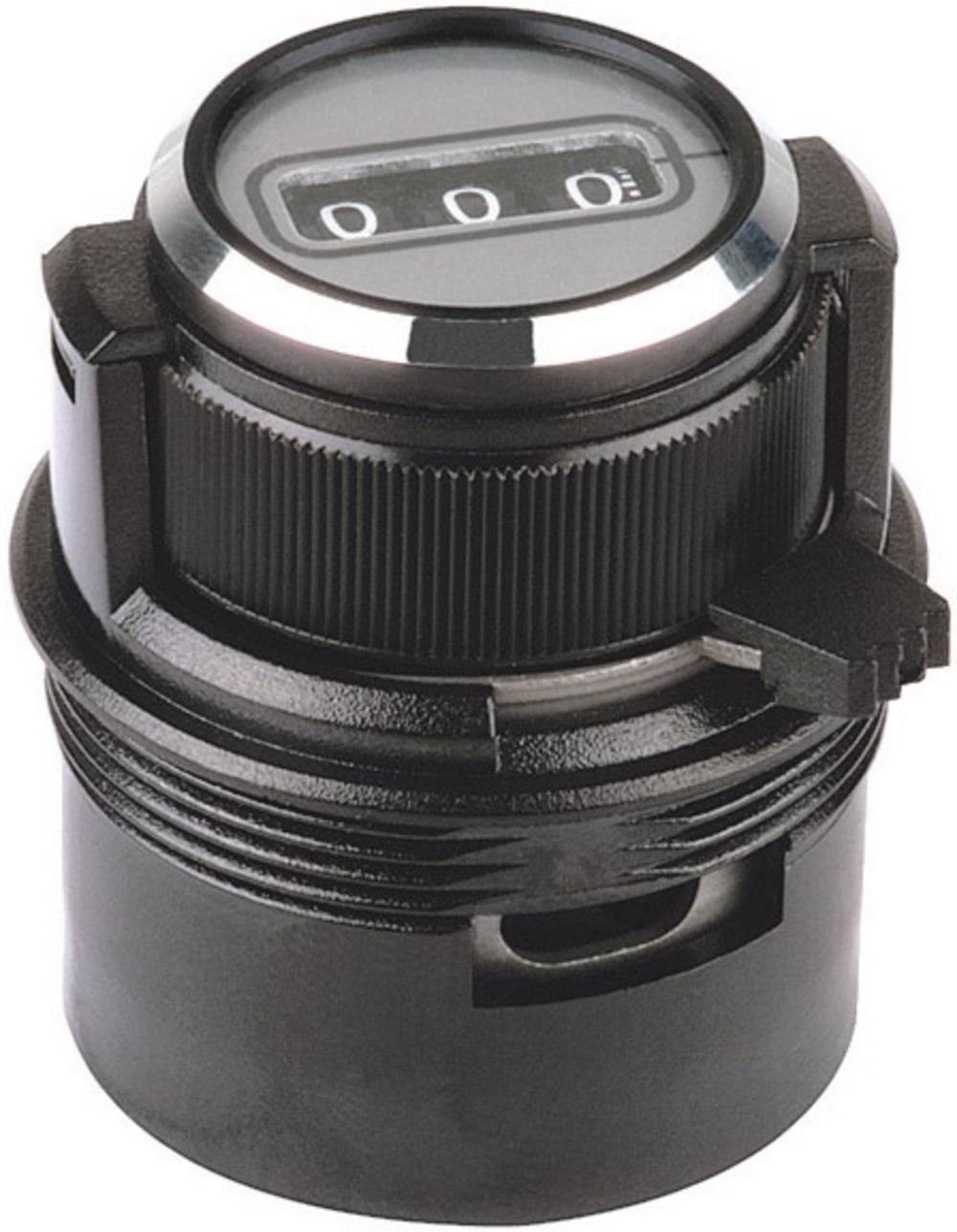 Mentor Digitalni Rotirajući gumb DIGITAL-KNOPF crna promjerosi 6.35mm 6622.1000