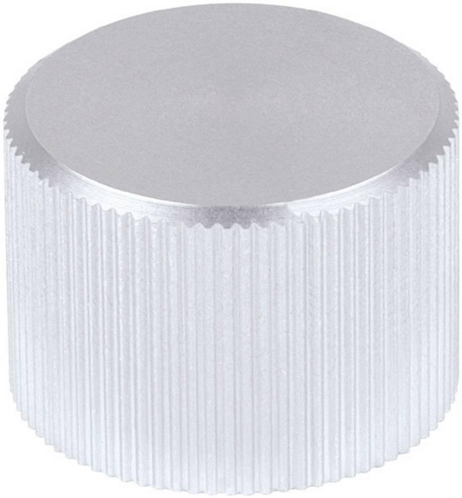 Mentor Visoko kvalitetni metalni gumb za mjerni uređaj promjer osi 6mm 505.61
