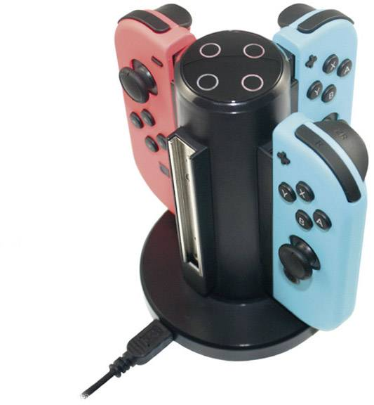 Controller charger Nintendo Switch Ready2 4in1 Charger