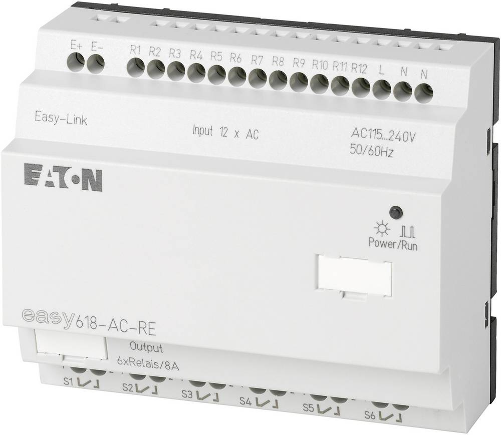 Eaton kontrolni relej easy 618-AC-RE 115/230 V/AC
