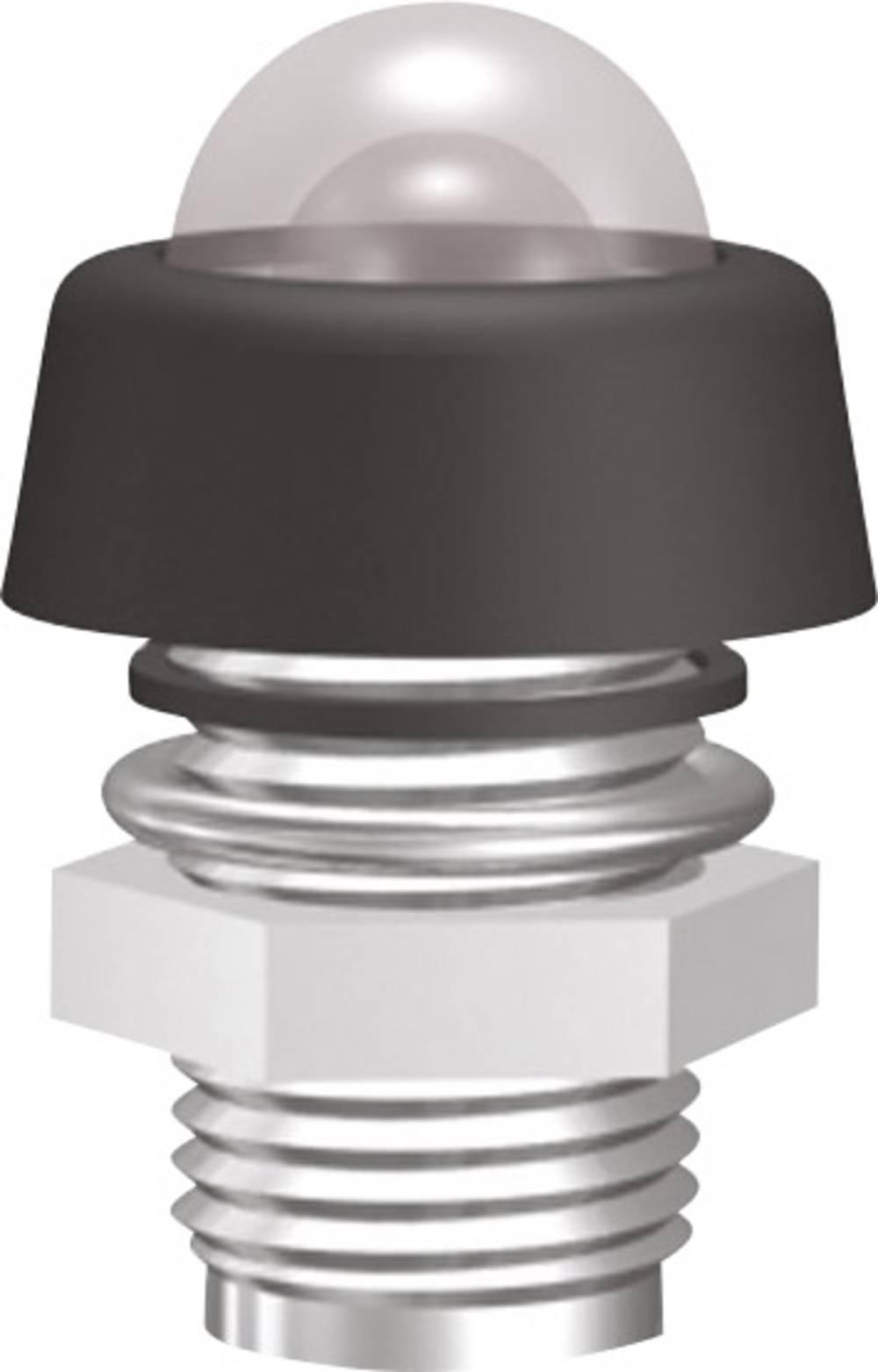 LED-fatning Metal Passer til LED 5 mm Skruefastgørelse Signal Construct SMK1089