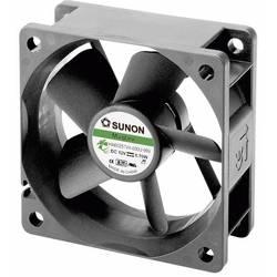 Aksial ventilator 12 V/DC 18.34 m³/h (L x B x H) 60 x 60 x 15 mm Sunon HA60151V4-0000-999
