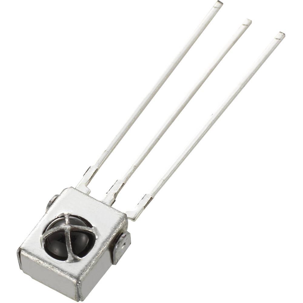 IR sprejemnik, posebna oblika, aksialno ožičen 38 kHz 940 nm 45 ° OS-1638