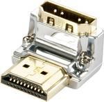 LINDY HDMI Adapter [1x HDMI socket - 1x HDMI plug] Metal