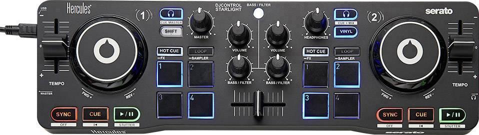 Hercules DJStarter Kit DJ Controller | Conrad com