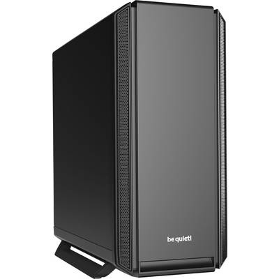 Midi tower PC casing BeQuiet Silent Base 801 Black 3 built-in fans, Dust filter, Insulated