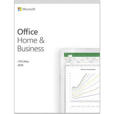 Image of Microsoft Office Home & Business 2019 Full version, 1 license Windows, Mac OS Office package