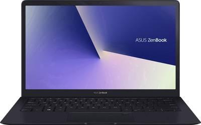 Image of Asus ZenBook S UX391UA-EG062T 33.8 cm (13.3 ) Laptop Intel Core i7 8 GB 512 GB SSD Intel UHD Graphics 620 Windows® 10 Home Deep Dive blue