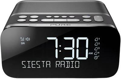 Image of Pure Siesta S6 DAB/DAB+/FM Bluetooth Bedside Clock Radio