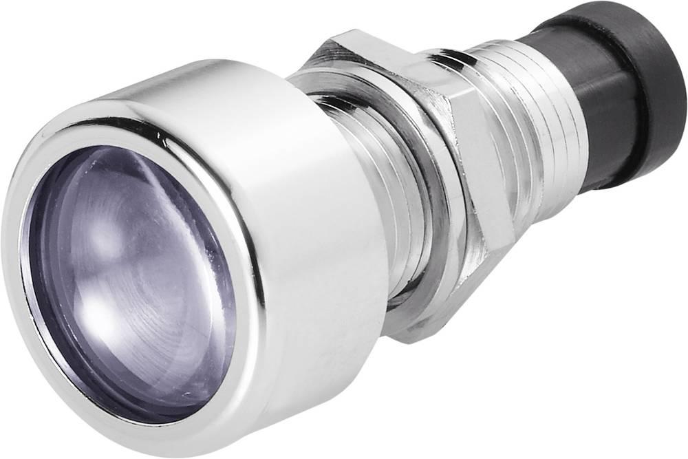 LED podnožje, metal, pogodno za LED 5 mm vijčana montaža WU-I-5L