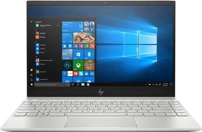 "Image of HP ENVY 13-ah0003ng 33.8 cm (13.3 "") Laptop Intel Core i7 16 GB 512 GB SSD Nvidia GeForce MX150 Windows® 10 Home Silve"