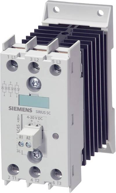 Siemens 3RF2420-1AC45 SSC Zero crossing 1 pc(s) 3 makers 20 A