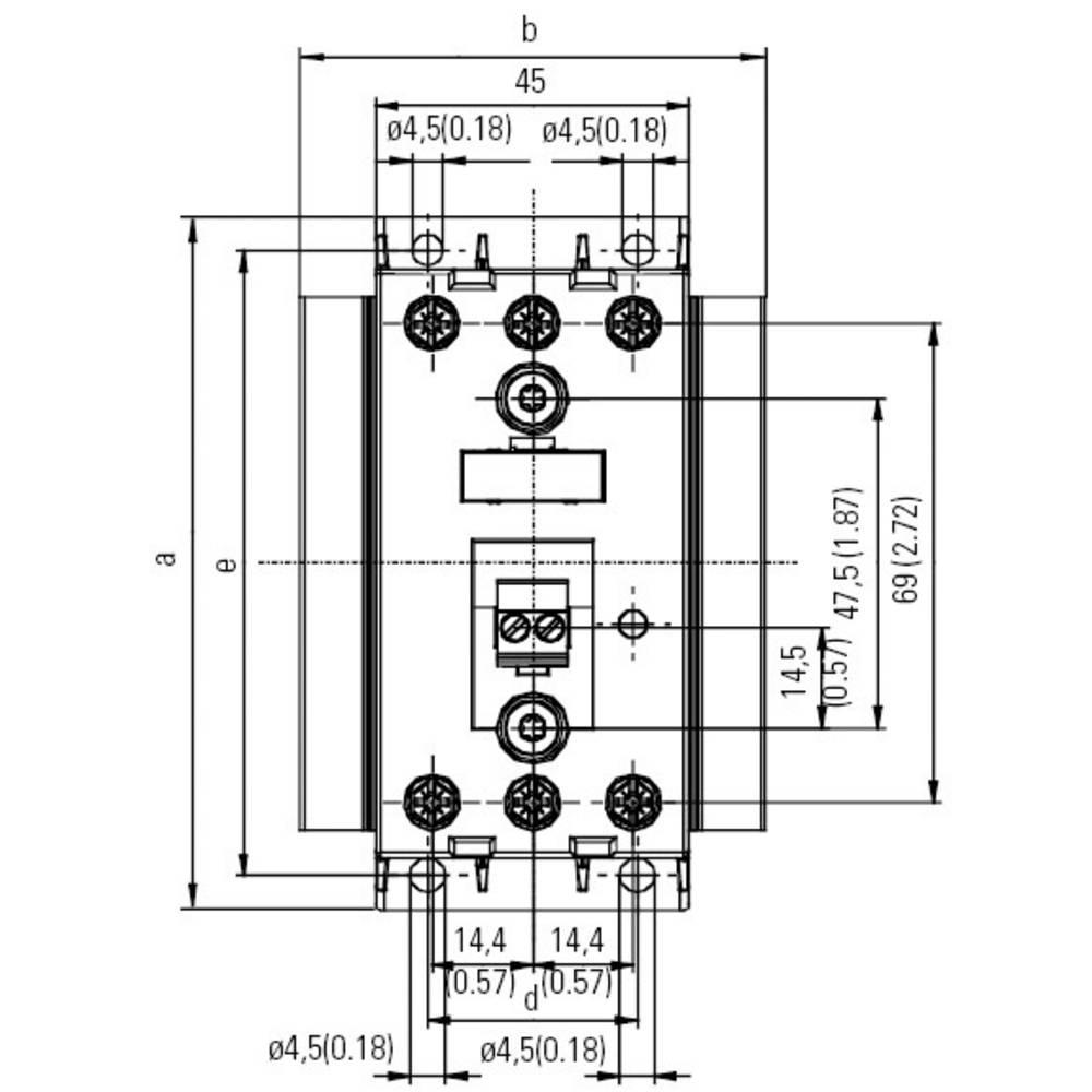 Sirius 3rf24 Semiconductor Relay Siemens 3rf2430 1ac45 Current Load Back