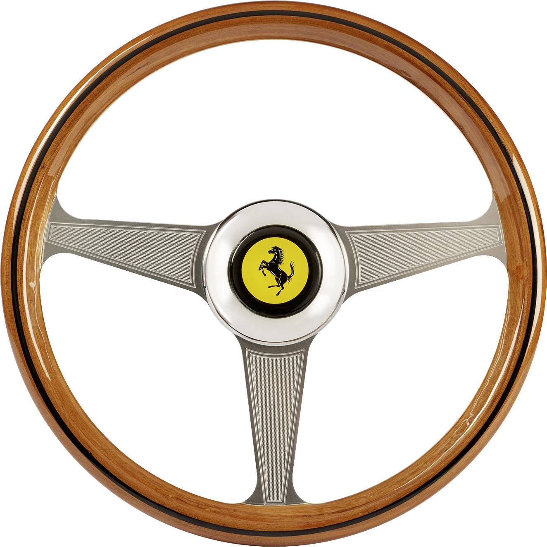 Thrustmaster Ferrari 250 Gto Vintage Wheel Addon Steering Wheel Pc Wood Grey Conrad Com