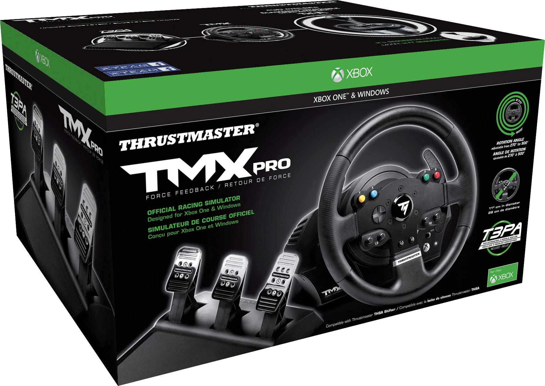 Thrustmaster TMX Force Feedback PRO Steering wheel Xbox One