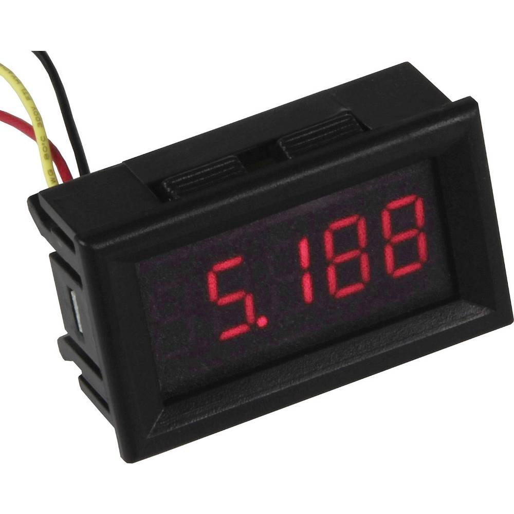 Meter Joy It Vm533 5 Digit Digital Voltmeter From Electronic Voltmeters