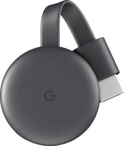 Image of Google Chromecast HDMI streaming stick