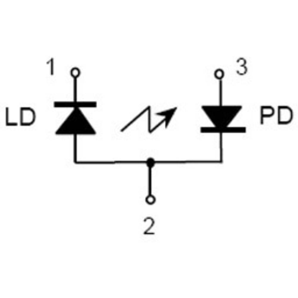 Imm Photonics Laser Diode Red 780 Nm 10 Mw Ql78f6s A From Driver Circuit Diagram 24 12 2013
