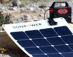 Mono-crystalline solar module SPR-E-Flex 110