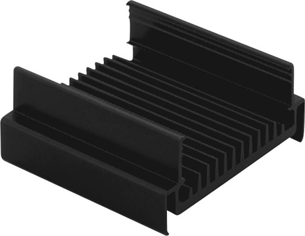 Hladilno telo 7.6 K/W (D x Š x V) 52 x 50 x 20 mm Fischer Elektronik SK 430 50 SA