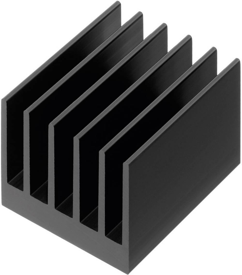 Profilno hladilno telo 3.73 K/W (D x Š x V) 100 x 40 x 35 mm Pada Engineering 8310/100/N