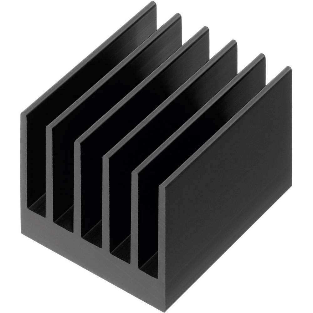 Profilno hladilno telo 2.33 K/W (D x Š x V) 200 x 40 x 35 mm Pada Engineering 8310/200/N