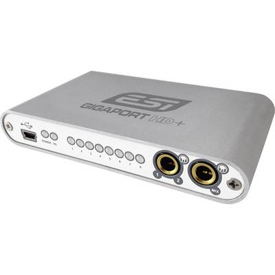 Audio interface ESI audio Gigaport HD+ Monitor controlling