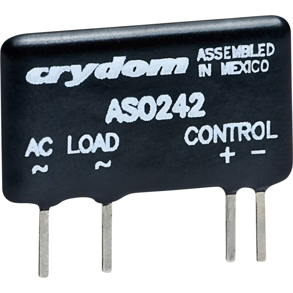 Crydom Aso242 Solid State Mini Sip Pcb Load Relay From In Addition Wi Fi Home Automation On Circuit Diagram