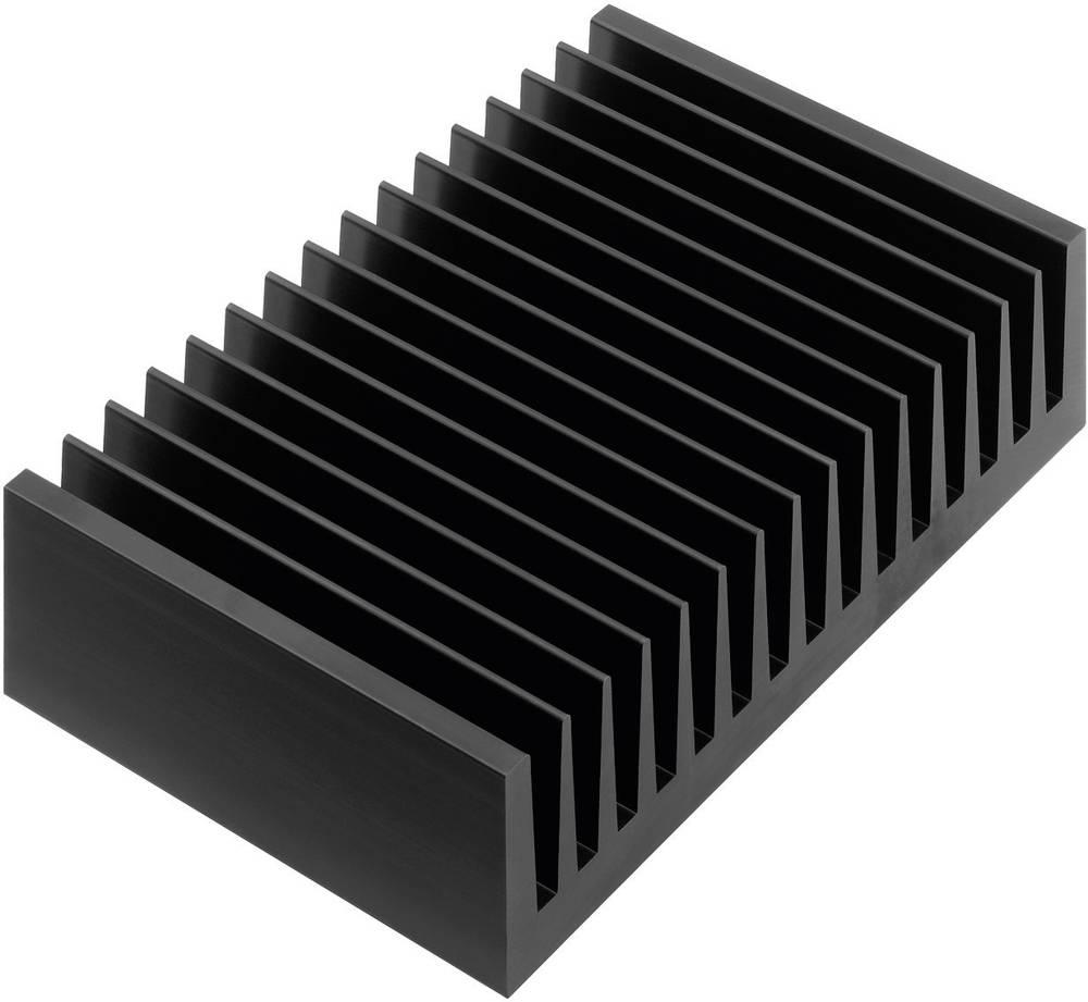 Profilno hladilno telo 1.18 K/W (D x Š x V) 100 x 160 x 40 mm Pada Engineering 8214/100/N