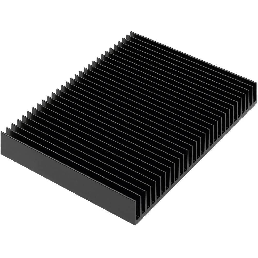 Profilno hladilno telo 0.95 K/W (D x Š x V) 150 x 200 x 25 mm Pada Engineering 8232/150/N