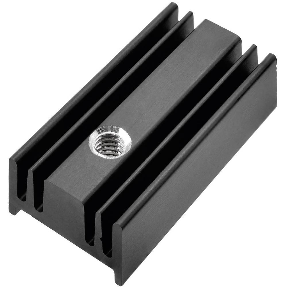 Profilno hladilno telo 54 K/W (D x Š x V) 25 x 12.4 x 6.5 mm TO-220 Pada Engineering 8152/25/ST