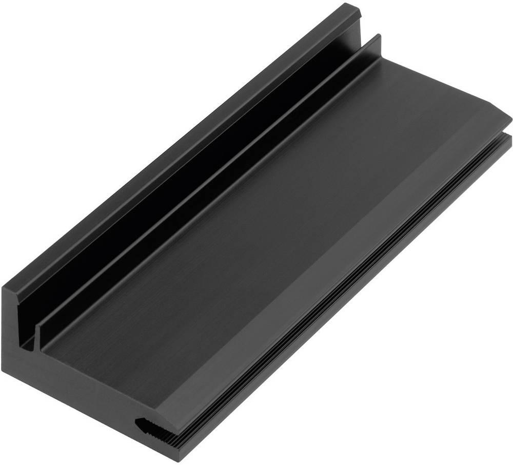 Clipkølelegeme 2.5 K/W (L x B x H) 100 x 17 x 37.28 mm Aavid Thermalloy 0SY76/100/N
