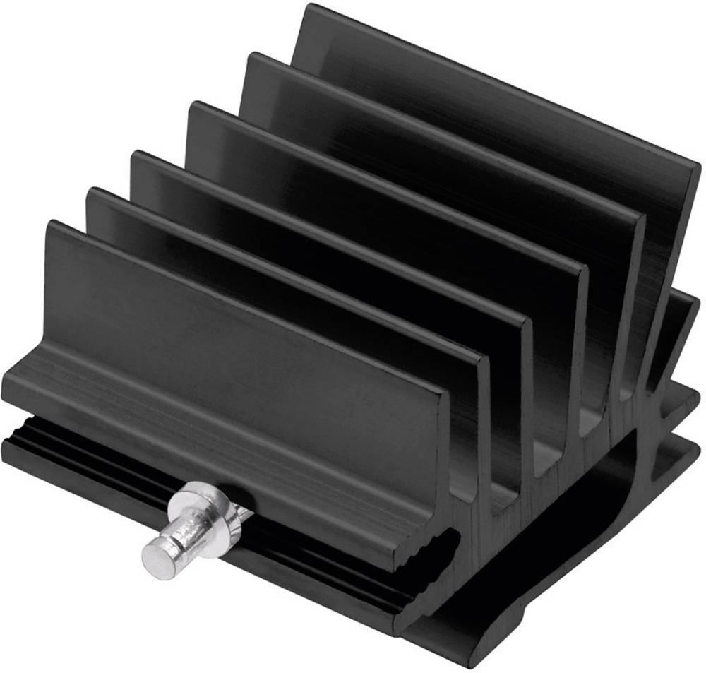Hladilno telo 8.97 K/W (D x Š x V) 28 x 25 x 19.4 mm TO-220, MAX-220 Aavid Thermalloy ML516/25