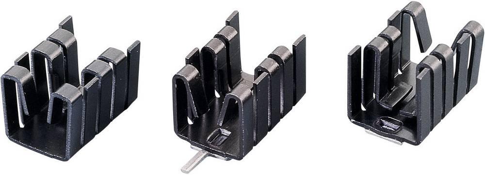 Hladilno telo 21 K/W (D x Š x V) 19 x 14.5 x 12.7 mm TO-220 Fischer Elektronik FK 237 SA-220 O