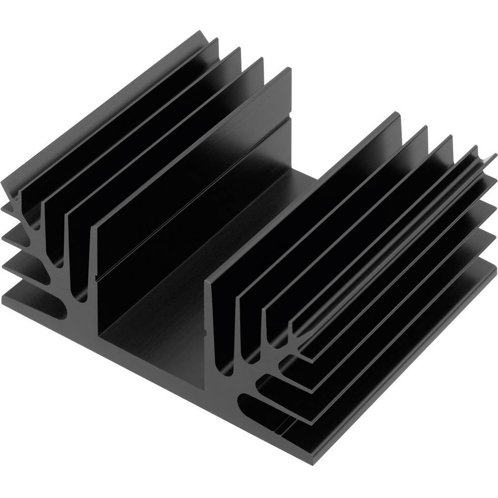 Hladilno telo 1.8 K/W (D x Š x V) 75 x 88 x 35 mm CTX Thermal Solutions CTX08/75